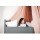 LIEWOOD baldakimas vaikiškai lovytei ENZO/STONE GREY