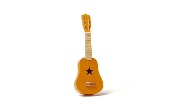 KIDS CONCEPT gitara YELLOW