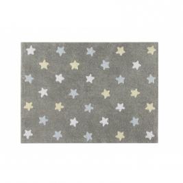 LORENA CANALS kilimas STARS GREY/BLUE