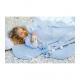 LORENA CANALS kilimas PUFFY DREAM BLUE