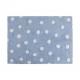 LORENA CANALS kilimas DOTS BLUE WHITE