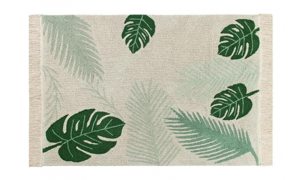 LORENA CANALS kilimas TROPICAL GREEN