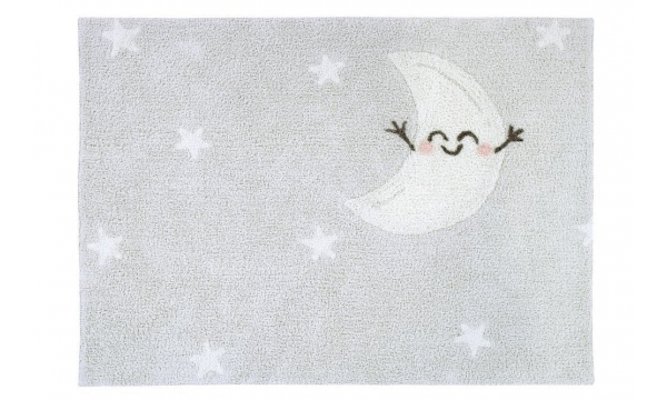 LORENA CANALS kilimas HAPPY MOON RECTANGULAR