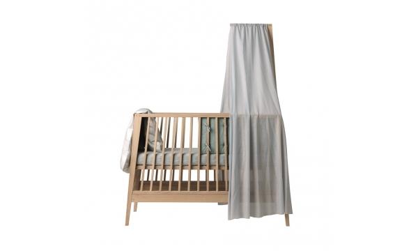LEANDER baldakimas vaikiškai lovytei MISTY BLUE