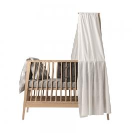 LEANDER baldakimas vaikiškai lovytei WHITE