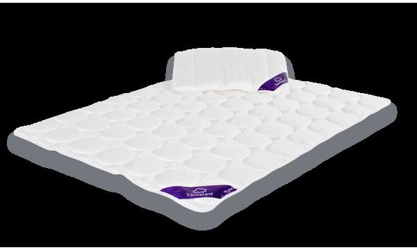 TRAUMELAND antklodės ir pagalvės rinkinys iš TENCEL pluošto