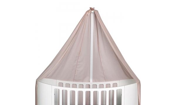 LEANDER CLASSIC baldakimas vaikiškai lovytei SOFT PINK