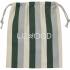 Supakuoti maudymosi komplektą į mažą medvilninį maišelį GREEN MIX +2.50€