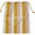 Supakuoti maudymosi komplektą į mažą medvilninį maišelį ROSE MIX -2.50€