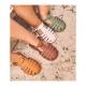 LIEWOOD vaikiški sandalai BRE MUSTARD