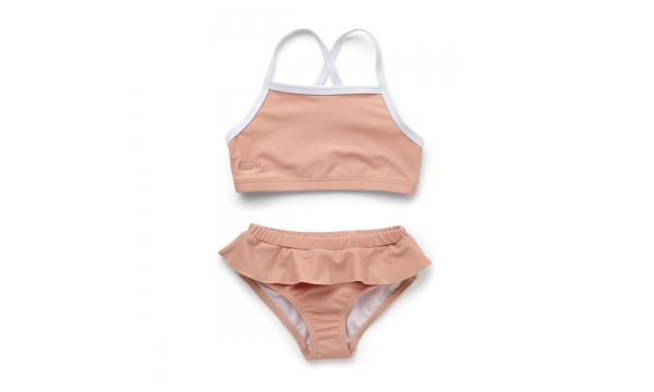 LIEWOOD maudymosi kostiumėlis mergaitėms MARILYN CORAL BLUSH