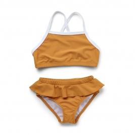 LIEWOOD maudymosi kostiumėlis mergaitėms MARILYN MUSTARD
