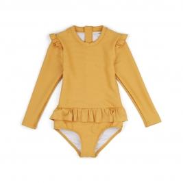 LIEWOOD maudymosi kostiumėlis SILLE YEALLOW MELLOW