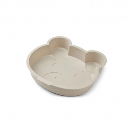LIEWOOD silikoninė forma pyragui AMORY MR BEAR SANDY