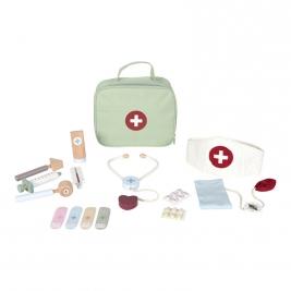 LITTLE DUTCH žaislinis gydytojo rinkinys