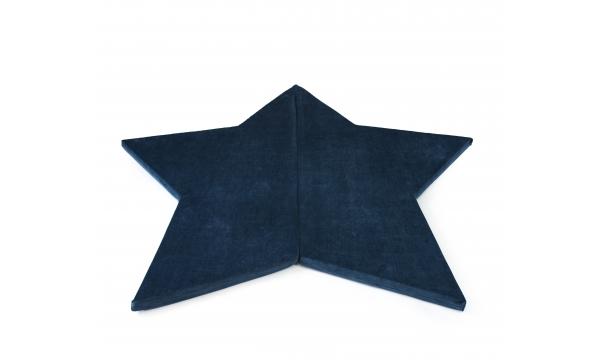 MISIOO kilimėlis žaidimams STAR DARK BLUE