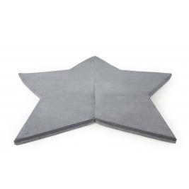 MISIOO kilimėlis žaidimams STAR GREY