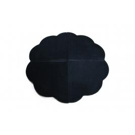 MISIOO kilimėlis žaidimams FLOWER DARK BLUE