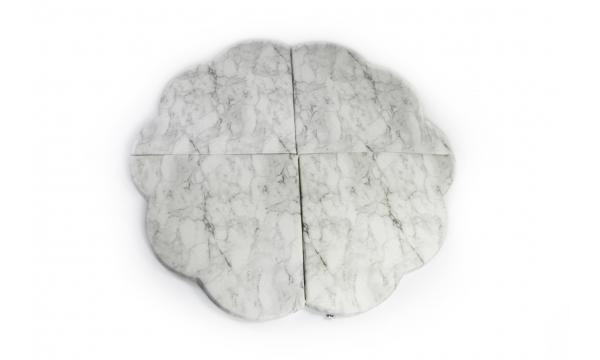 MISIOO kilimėlis žaidimams FLOWER MARMUR