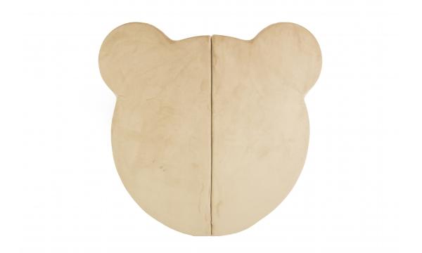 MISIOO kilimėlis žaidimams TEDDYBEAR GOLD
