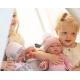 ASI lėlė kūdikis MARIA PABLO PINK SWEET
