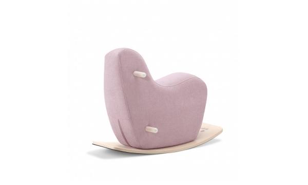 OOH NOO supamas arkliukas rožinis